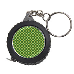 Df Green Domino Measuring Tape by deformigo