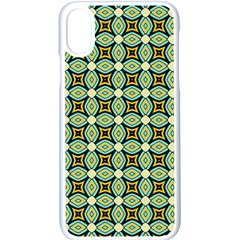 Df Kristian Noble Iphone Xs Seamless Case (white) by deformigo