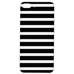 Black & White Stripes Iphone 7/8 Plus Soft Bumper Uv Case by anthromahe
