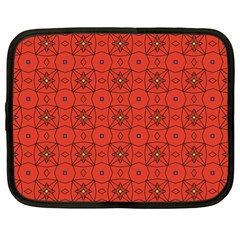 Tiling Zip A Dee Doo Dah+designs+red+color+by+code+listing+1 8 [converted] Netbook Case (xl) by deformigo