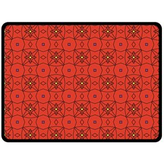Tiling Zip A Dee Doo Dah+designs+red+color+by+code+listing+1 8 [converted] Fleece Blanket (large)
