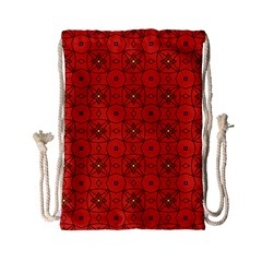 Tiling Zip A Dee Doo Dah+designs+red+color+by+code+listing+1 8 [converted] Drawstring Bag (small)