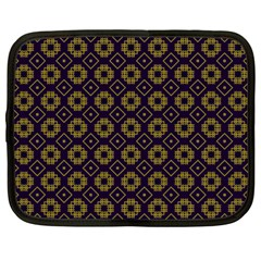 Df Festus Regence Netbook Case (large) by deformigo