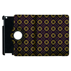 Df Festus Regence Apple Ipad 3/4 Flip 360 Case by deformigo