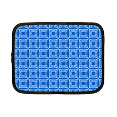 Df Blue Woollister Netbook Case (small) by deformigo