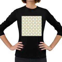 Df Romeo Lisetti Women s Long Sleeve Dark T-shirt by deformigo