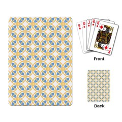Df Romeo Lisetti Playing Cards Single Design (rectangle) by deformigo