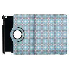 Df Tech Sky Apple Ipad 3/4 Flip 360 Case by deformigo