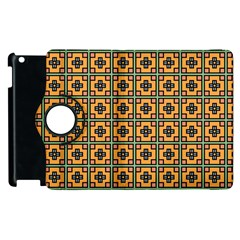 Df Villavechia Apple Ipad 3/4 Flip 360 Case by deformigo