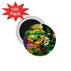 Alice Walk 1 1 1 75  Magnets (100 Pack)  by bestdesignintheworld