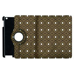 Df Found Ancestors Apple Ipad 3/4 Flip 360 Case by deformigo