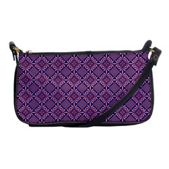 Df Vibrant Therapy Shoulder Clutch Bag by deformigo