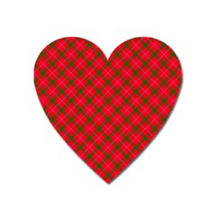 Holiday Heart Magnet by dressshop