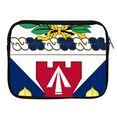 Coat Of Arms Of United States Army 111th Engineer Battalion Apple Ipad 2/3/4 Zipper Cases by abbeyz71