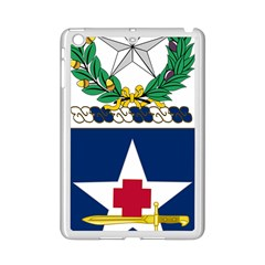 Coat Of Arms Of United States Army 111th Medical Battalion Ipad Mini 2 Enamel Coated Cases