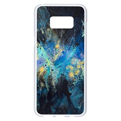 Luminescence Samsung Galaxy S8 Plus White Seamless Case
