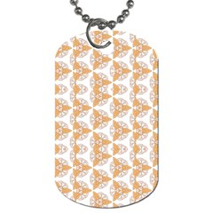 Df Giovanni Di Graziano Dog Tag (one Side) by deformigo