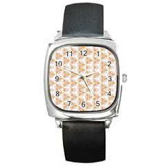 Df Giovanni Di Graziano Square Metal Watch by deformigo