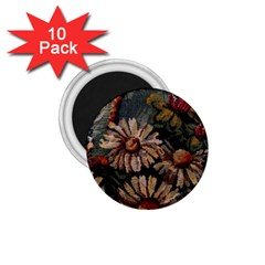 Old Embroidery 1 1 1 75  Magnets (10 Pack)  by bestdesignintheworld