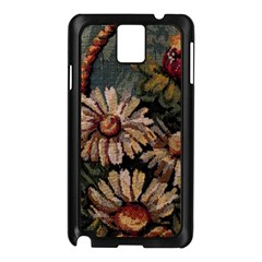 Old Embroidery 1 1 Samsung Galaxy Note 3 N9005 Case (black) by bestdesignintheworld