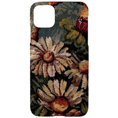 Old Embroidery 1 1 Iphone 11 Pro Max Black Uv Print Case by bestdesignintheworld