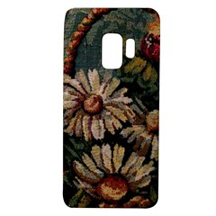 Old Embroidery 1 1 Samsung Galaxy S9 Tpu Uv Case by bestdesignintheworld