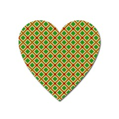 Df Irish Wish Heart Magnet by deformigo