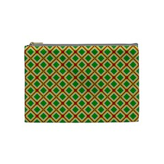 Df Irish Wish Cosmetic Bag (medium) by deformigo