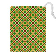 Df Irish Wish Drawstring Pouch (5xl) by deformigo