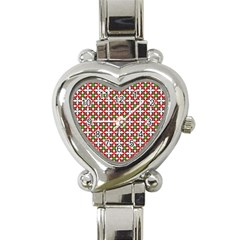 Df Molla Heart Italian Charm Watch by deformigo
