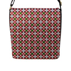 Df Molla Flap Closure Messenger Bag (l) by deformigo