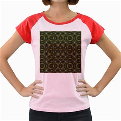 Df Chocolate Hills Women s Cap Sleeve T-shirt by deformigo