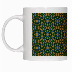 Df Chocolate Hills White Mugs by deformigo
