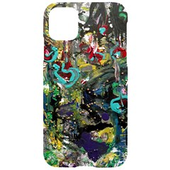 Forest 1 1 Iphone 11 Black Uv Print Case by bestdesignintheworld