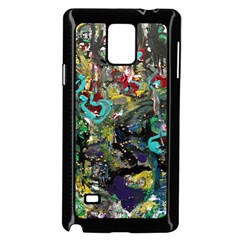 Forest 1 1 Samsung Galaxy Note 4 Case (black) by bestdesignintheworld