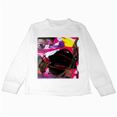 Consolation 1 1 Kids Long Sleeve T-shirts