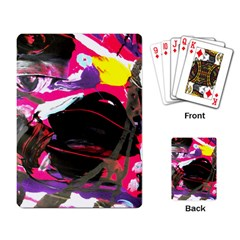 Consolation 1 1 Playing Cards Single Design (rectangle)