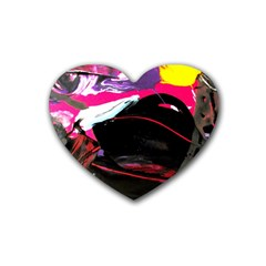 Consolation 1 1 Heart Coaster (4 Pack)