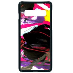 Consolation 1 1 Samsung Galaxy S10 Seamless Case(black)