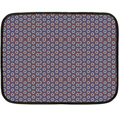 Df Jamu Double Sided Fleece Blanket (mini)  by deformigo