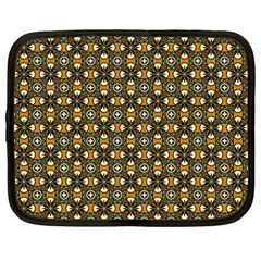 Df Delizia Netbook Case (large) by deformigo