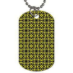 Df Manzanilla Dog Tag (two Sides) by deformigo