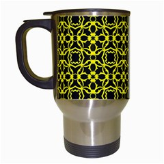 Df Manzanilla Travel Mugs (white) by deformigo