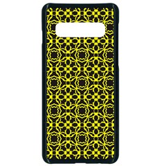 Df Manzanilla Samsung Galaxy S10 Seamless Case(black)