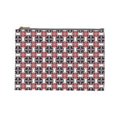 Df James Arguster Cosmetic Bag (large) by deformigo