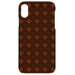 Df Vesper Iphone Xr Black Uv Print Case by deformigo