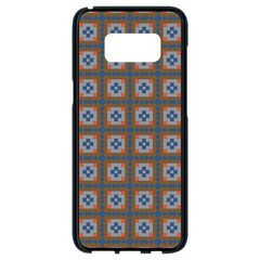 Df Merrival Samsung Galaxy S8 Black Seamless Case by deformigo