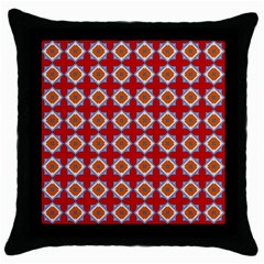 Df Polymorfia Throw Pillow Case (black) by deformigo