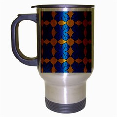 Df Jaisalmer Travel Mug (silver Gray) by deformigo