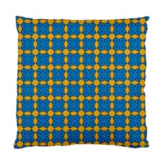 Df Jaisalmer Standard Cushion Case (two Sides) by deformigo
